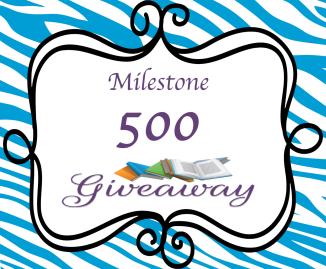 MilestoneGiveaway
