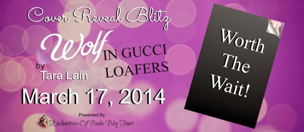 Wolf in Gucci Loafers  Cover Reveal Banner